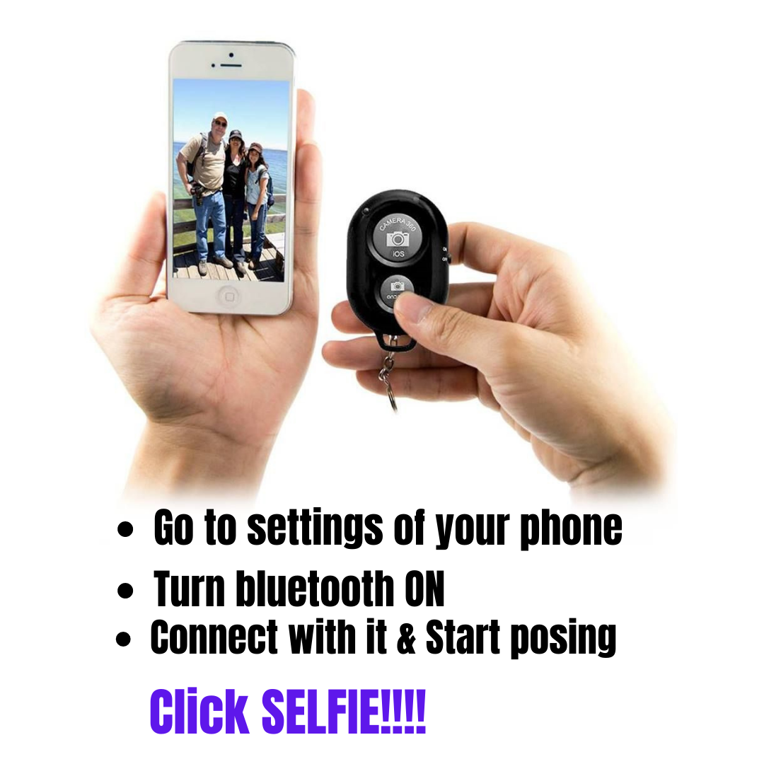 Do not Set timer, have a Bluetooth Remote
